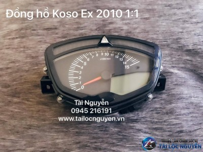 Đồng hồ Koso 1:1 cho Ex2010/Sirius