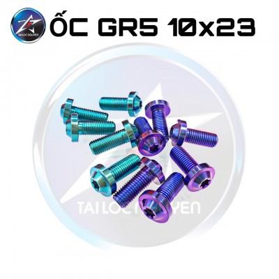 ỐC TITANIUM GR5 10x30, 10x23, 10x28