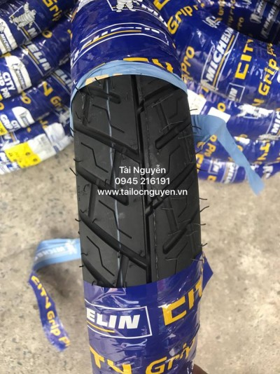 Vỏ Michelin gai City Grip Pro 100/70-17