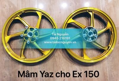 MÂM YAZ CHO EXCITER 150 BẢN NHỎ