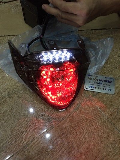 Đuôi đèn Nakasome cho Ex2011