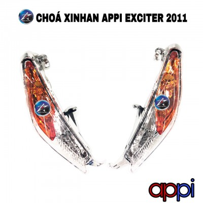 CHÓA XI NHAN APPI MALAY CHO EXCITER 2011 VÀ EXCITER 2010