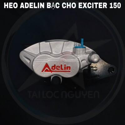 HEO DẦU TRƯỚC ADELIN CHÍNH HÃNG CHO EXCITER 150 MÀU BẠC