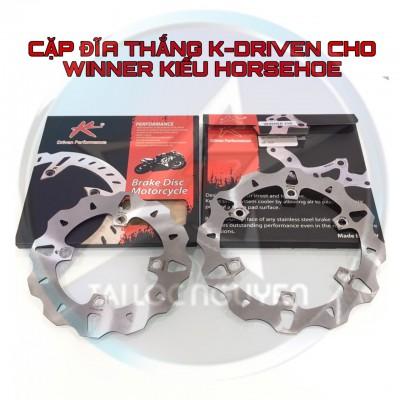 ĐĨA THẮNG K-DRIVEN CHO HONDA WINNER/EXCITER 150/SH/SONIC/VARIO