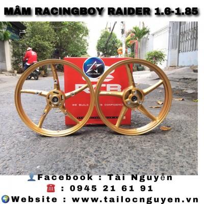 MÂM RCB 5 CÂY CHO SUZUKI RAIDER BẢN 1.6-1.85