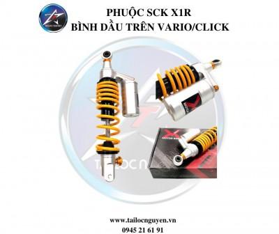 PHUỘC SCK X1R BÌNH DÀU TRÊN CHO VARIO/CLICK