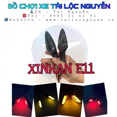 XI NHAN KIỂU E11 GẮN CÁC DÒNG XE