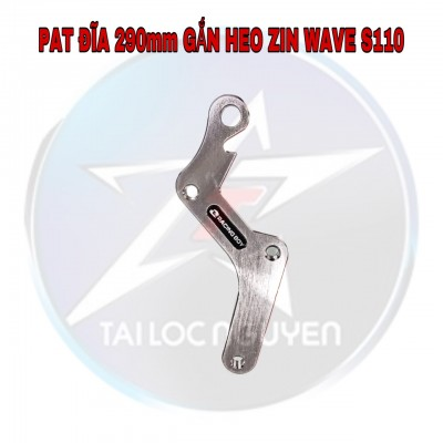 PAT ĐĨA 290mm GẮN HEO ZIN CHO WAVE S110