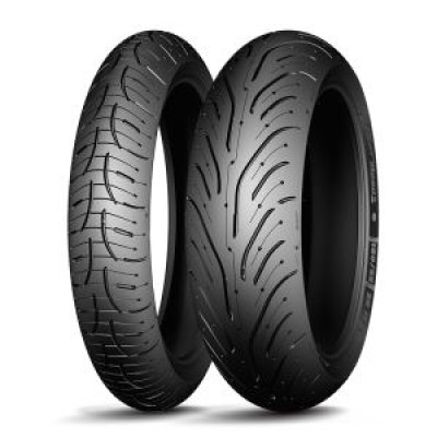 VỎ MICHELIN PILOT ROAD4 120/70-17