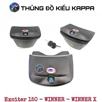 THÙNG TRƯỚC KIỂU KAPPA GẮN EXCITER 150/WINNER/WINNER X