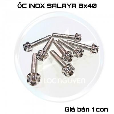 ỐC INOX SALAYA 8x40