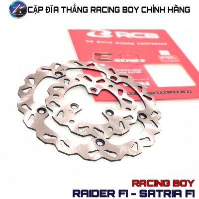 ĐĨA RACINGBOY CHO RAIDER FI/SATRIA FI
