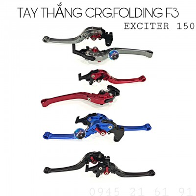 TAY THẮNG CRG FOLDING LOẠI 2 EXCITER
