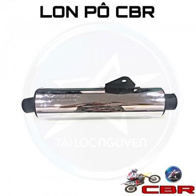 LON PÔ CBR  INOX