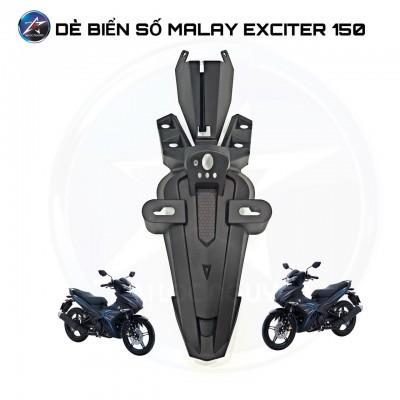 DÈ MALAY HÀNG VIỆT NAM GẮN CHO EXCITER 150