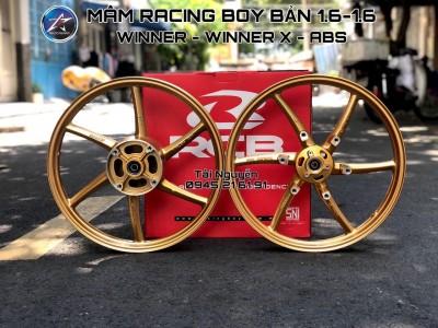 MÂM RCB 6 CÂY HONDA WINNER/WINNERX ABS BẢN 1.6-1.6