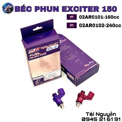 BÉC PHUN VÀ JACK CHUYỂN UMA RACING CHO EXCITER 150