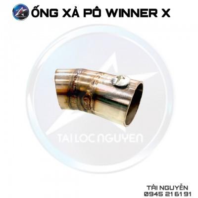 CHỤP ỐNG XÃ PÔ CHO HONDA WINNER X