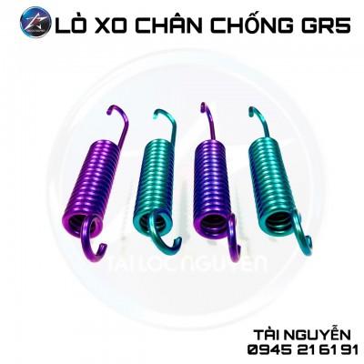 LÒ XO CHÂN CHỐNG NGHIÊNG TITAN GR5