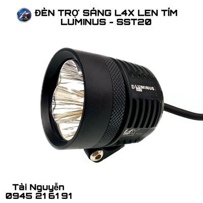 ĐÈN TRỢ SÁNG L4X ORIGIN CHIP SST20 LEN TÍM (HÀNG REAL)