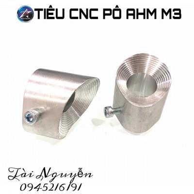 TIÊU PÔ CNC GẮN LON AHM 20mm - 260mm