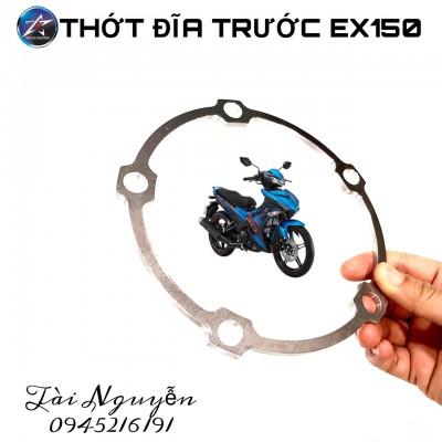 THỚT ĐĨA TRƯỚC CHO EXCITER 150 LÊN HEO