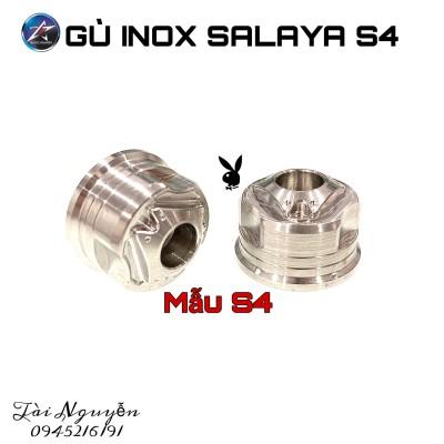 GÙ INOX SALAYA 3 CẠNH S4