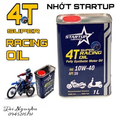 NHỚT STARUP 4T SUPER RACING OIL 10W40