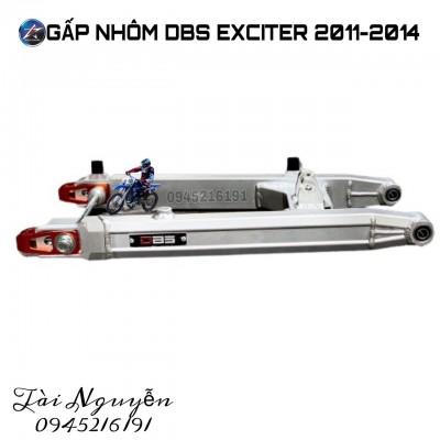 GẤP NHÔM DBS CHO EXCITER 2011-2014