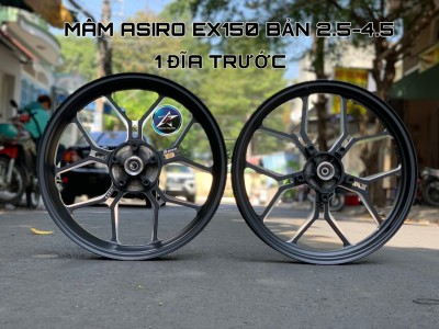MÂM ASIRO CNC EXCITER 150 BẢN 2.5-4.5