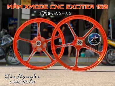 MÂM XMODE CNC CHO EXCITER 150 BẢN 1.6-1.6