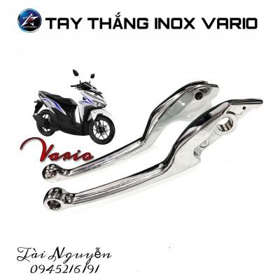 TAY THẮNG INOX INDO CHO VARIO/AB/CLICK