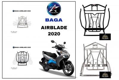 BAGA INOX 10LI CHO AIRBALDE 2020