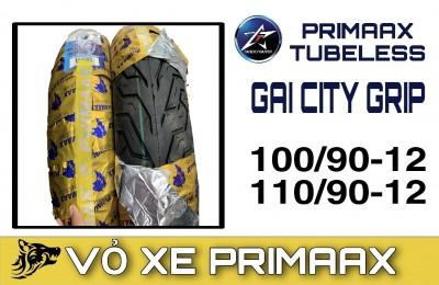 VỎ XE PRIMAAX GAI CITY GRIP CHO XE ĐI VÀNH 12