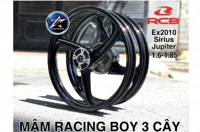 MÂM RACING BOY 3 CÂY EX2010-SIRIUS-JUPITER BẢN 1.6-1.85