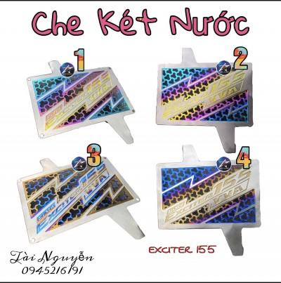 CHE KÉT NƯỚC TITAN CHO EXCITER 155