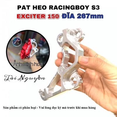 HEO RACING BOY S3 KÈM PAT CHO WINNER - EXCITER 150