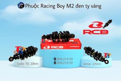 PHUỘC RACING BOY TY VÀNG M2 CHÍNH HÃNG